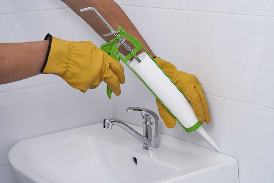 When to Use What Type of Caulking